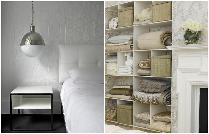 Идеи вашего дома: 12 великолепных идей, которые помогут оптимизировать пространство маленькой спальни
