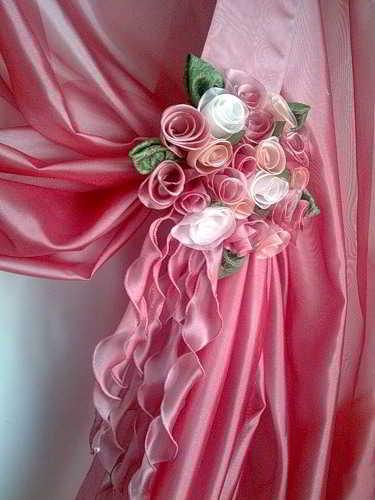 Изготовление букета роз из т…