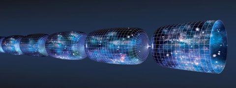 Циклическая модель: бесконечное перерождение Вселенной