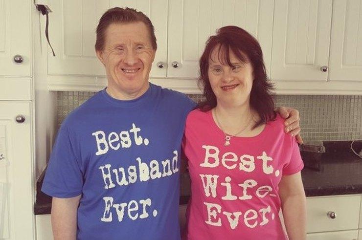 Первая в истории супружеская…