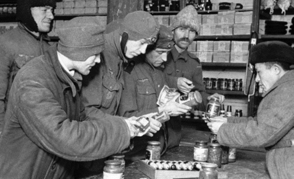 Как жили пленные немцы в СССР