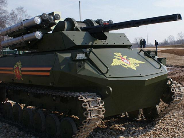 7 российских боевых роботов, не имеющих аналогов в мире