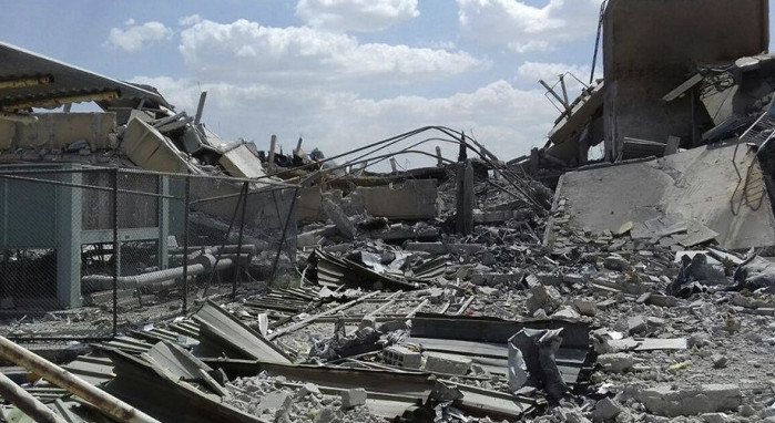 США и союзники нанесли ракетный удар по Сирии. Обобщение