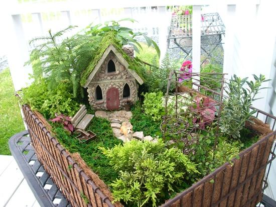 Поделки к дому или саду