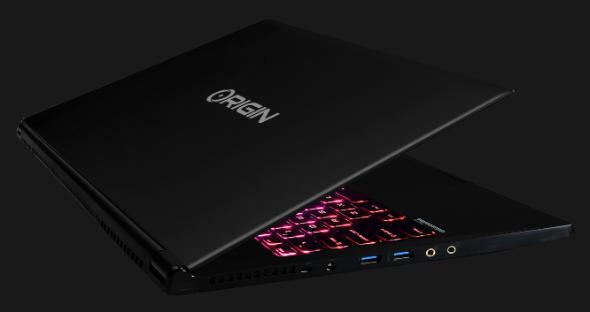 evo 15s Origin PC и CyberPowerPC выпустили по тонкому и легкому игровому ноутбуку