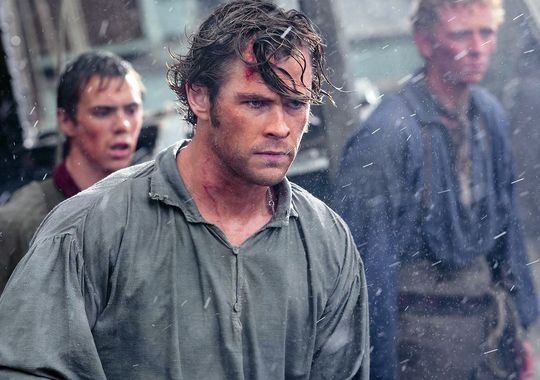 New Images From Chris Hemsworth's Heart Of The Sea