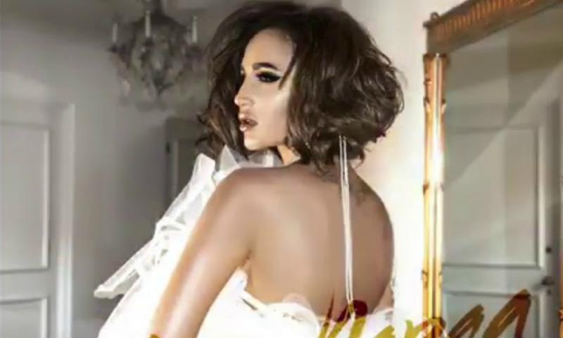 Ольга Бузова обнажила грудь в своем новом клипе