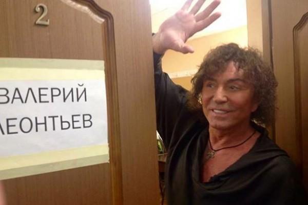 «Я устал, я ухожу». Валерий Леонтьев объявил поклонникам, что будет просто лежать