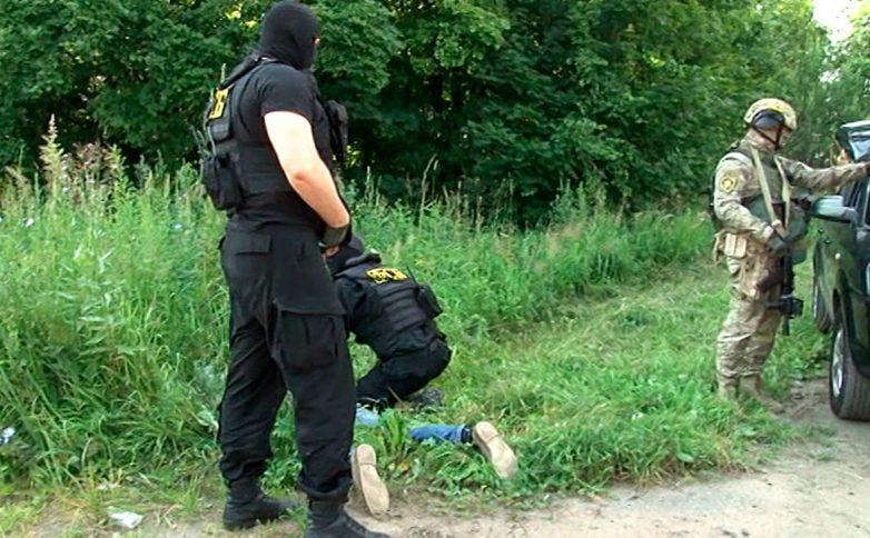 ФСБ задержала агента СБУ, готовившего диверсии в Крыму