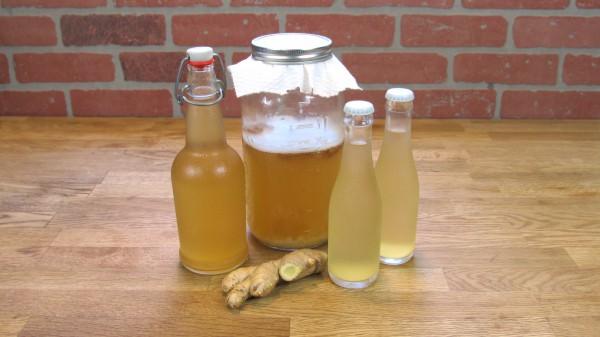 Как приготовить имбирную воду для лечения мигрени, изжоги и боли в суставах и мышцах