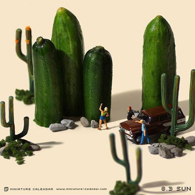 Микро-макро-мир безграничной фантазии