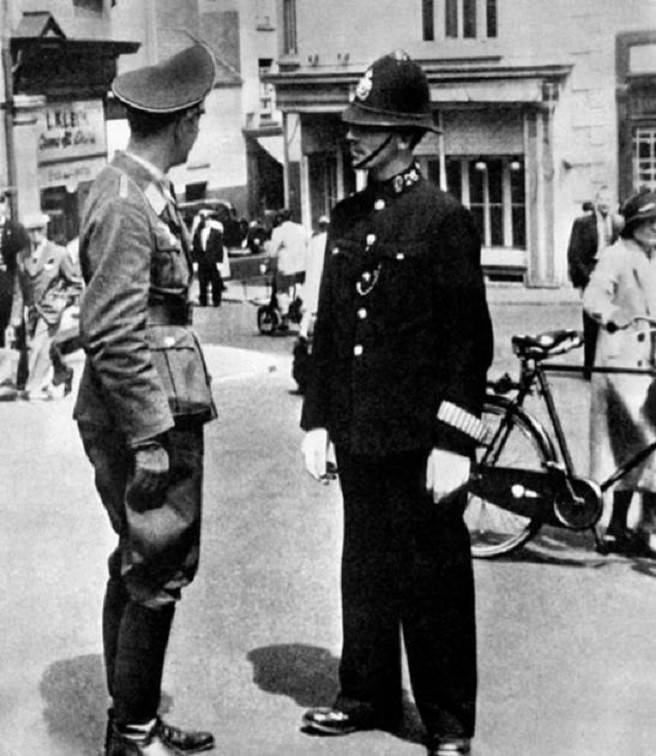 Сопротивление по-английски великобритания, вторая мировая война, история