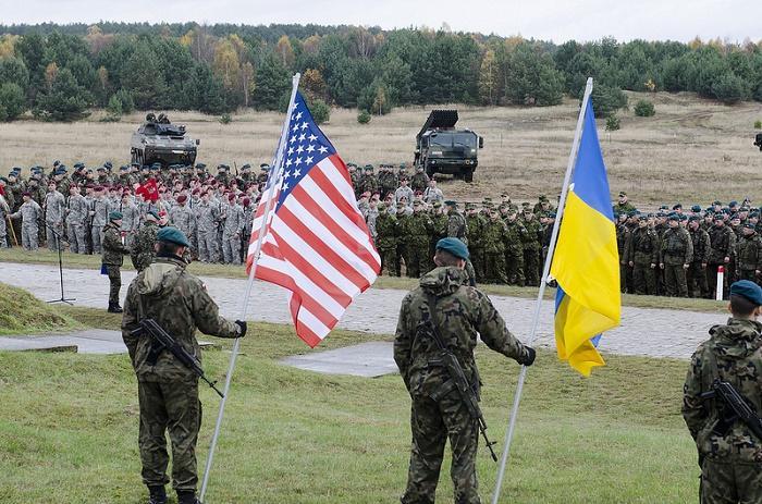 США впервые заклеймили Украину