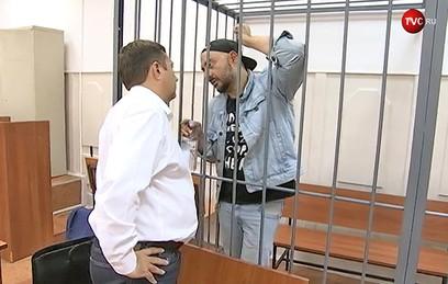 Серебренников доставлен в Басманный суд Москвы
