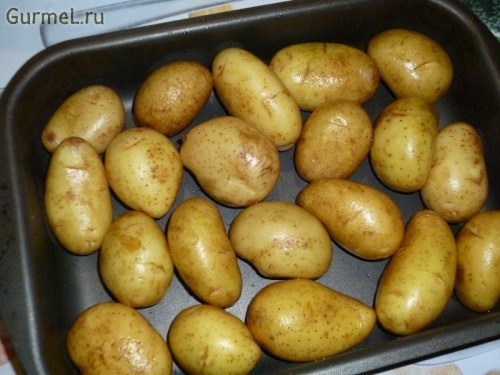 P1100074 500x375 Картофель запечённый по болгарски   Gurmel