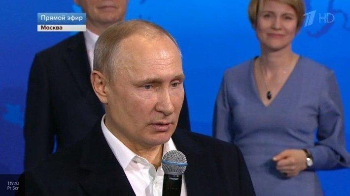 Путин рассказал о перестановках в правительстве после инаугурации