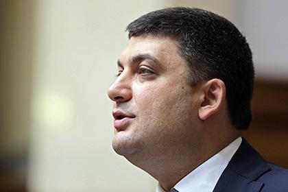 Премьер-министр Украины:  Теракт в Ницце связан с вооруженным конфликтом в Донбассе