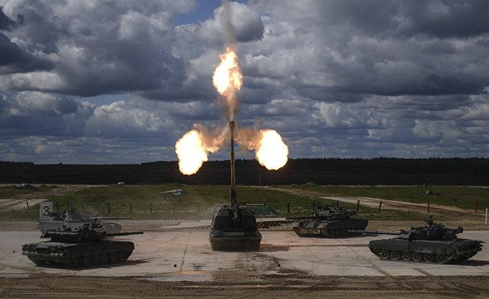"""Артиллерия США: догнать и перегнать Россию (""""Warrior Maven"""". США)."""