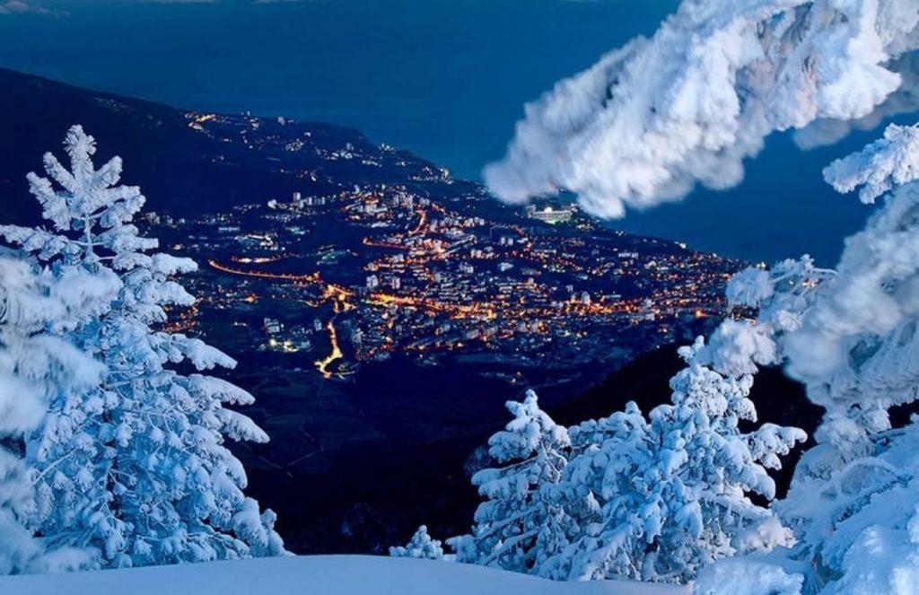 Составлен рейтинг самых привлекательных мест России для зимнего отдыха