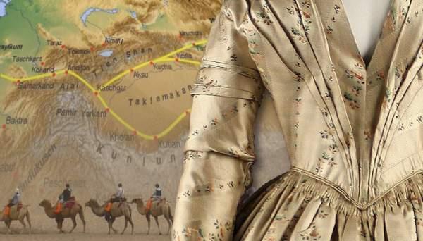 Любознательные факты о истории шелка