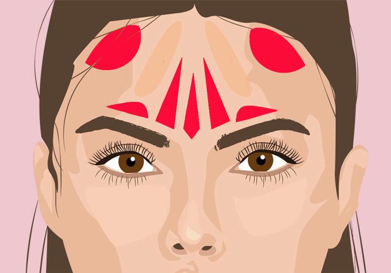 Как поднять брови и разгладить лоб: 3 упражнения для лица