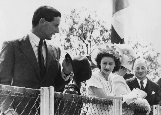 30 фотографий из жизни принцессы Маргарет