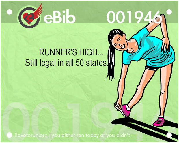 Run for Your Life: Does the Runner's High Actually Make You High On Life?
