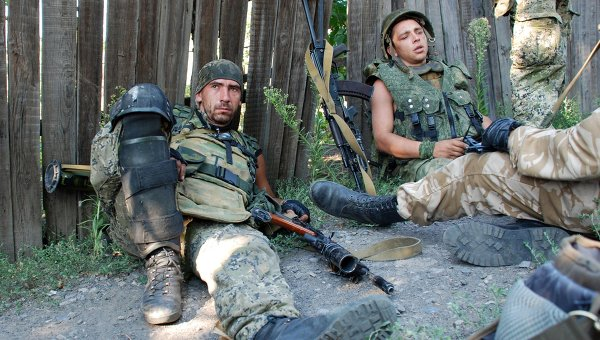 """Командир """"Донбасса"""" заявил о коридоре для выхода украинских силовиков"""