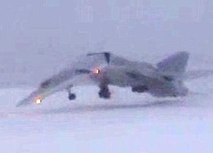 Авиаэксперты прокомментировали видео падения Ту-22М3 в Оленегорске