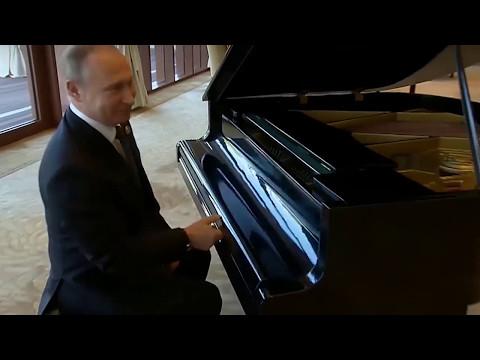 А заодно поиграл на рояле
