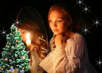 Как гадают на Рождество в мире
