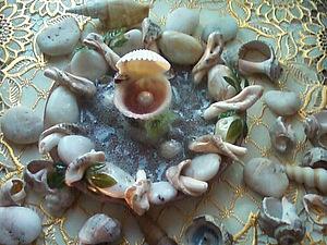 Водопад декоративный своими руками МК | Ярмарка Мастеров - ручная работа, handmade