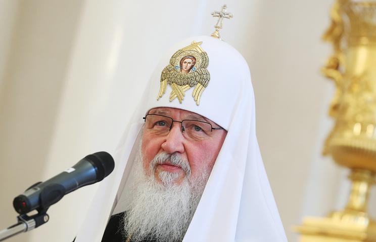 Единый православный: В РПЦ п…