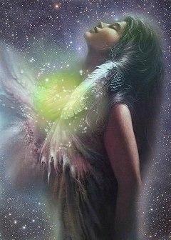 Женская магия — это магия защиты и любви!