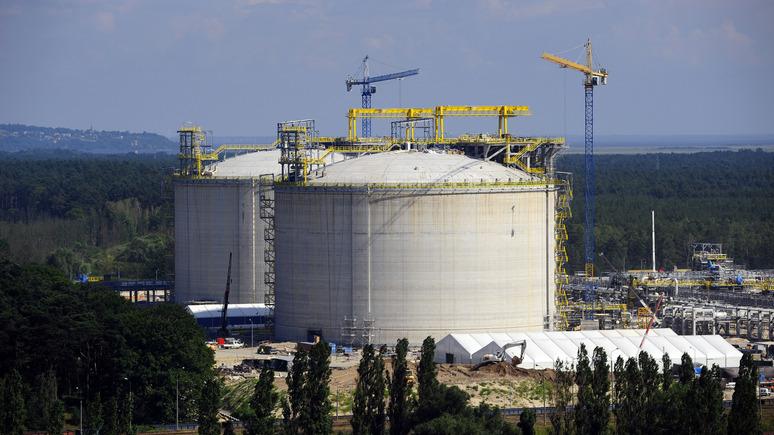 Bloomberg: Польша планирует порвать с «Газпромом» ради норвежского газа