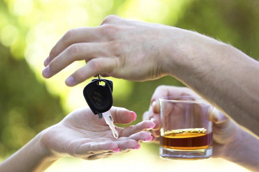 История из жизни : как я пьяного прав лишил!