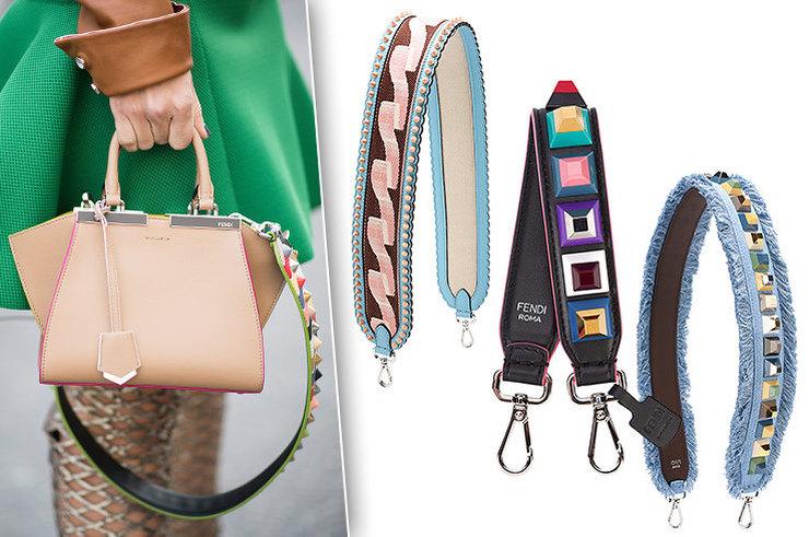 77e34f5f86b2 Старая сумка по‑новому: 15 модных съемных ремней для сезонного обновления
