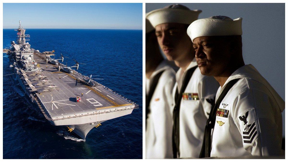 В Черном море начали слежение за эсминцем ВМС США