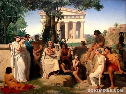 Семь мифов об античности