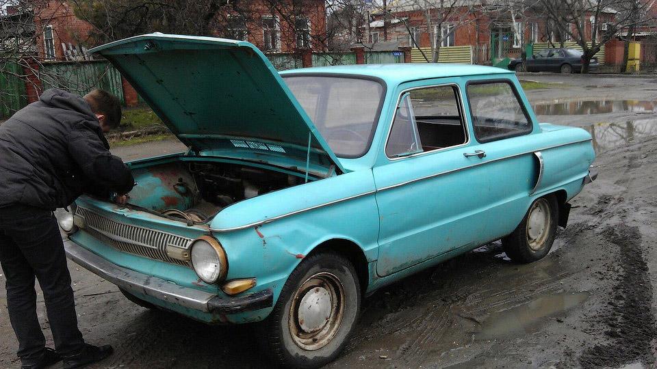 СССР — страна украденных вещей