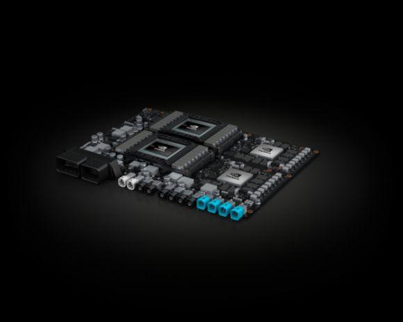 NVIDIA представила самую мощную в мире систему на кристалле