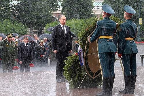 Настоящий мужской поступок Путина