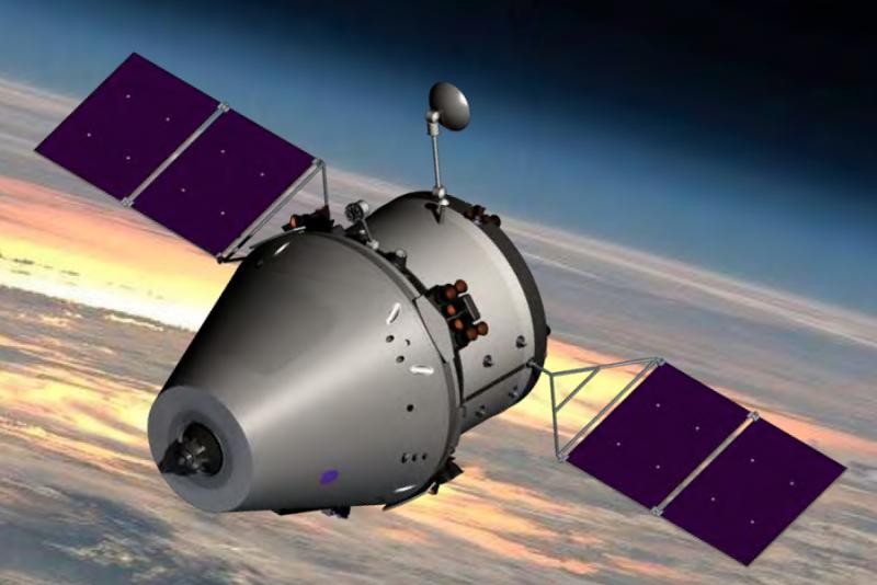Космический корабль «Федерация» ждут изменения