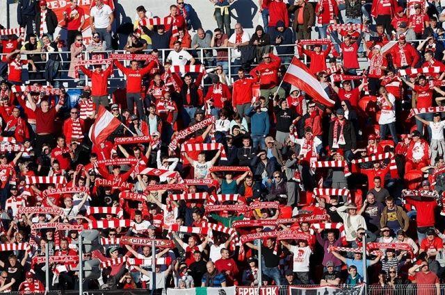«Спартак» победил «Рейнджерс» в Лиге Европы УЕФА