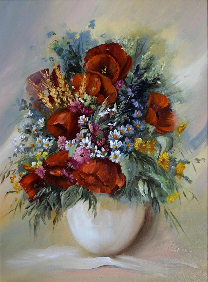 АРТ_АРТель     (beauty_Nikole)     Szechenyi Szidonia Site, современная венгерская художница.     Родилась в городе Kiskunfelegyhaza в 1965 году, артистическое вдохновение     в живописи посетило ее очень рано. Хотя она начиналала свою карьеру     в совер