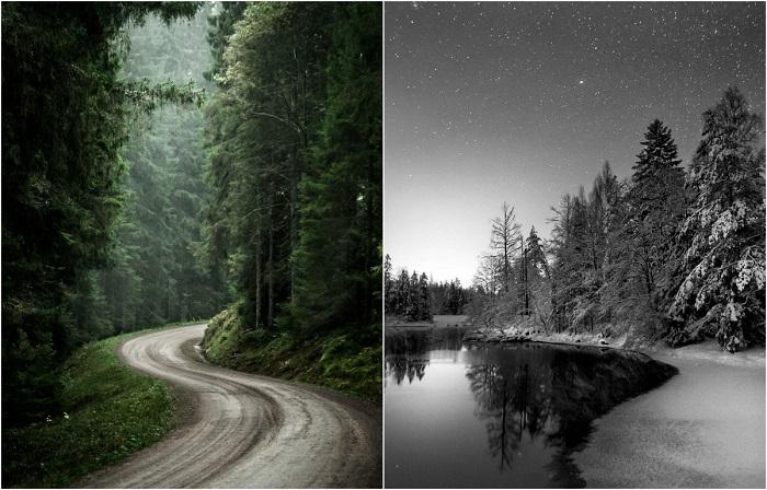 Королевство Швеция: 18 удивительных фотографий природы самой большой страны Скандинавии