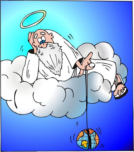 Что там, на небесах?