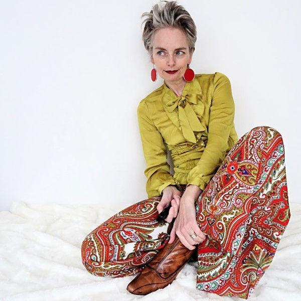 У моды нет возраста: невероятные инста-дамы 60+