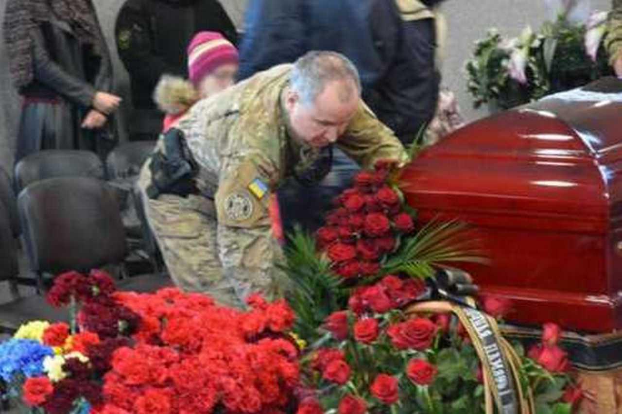 Из ликвидации Хараберюша Киев выкачает всё…