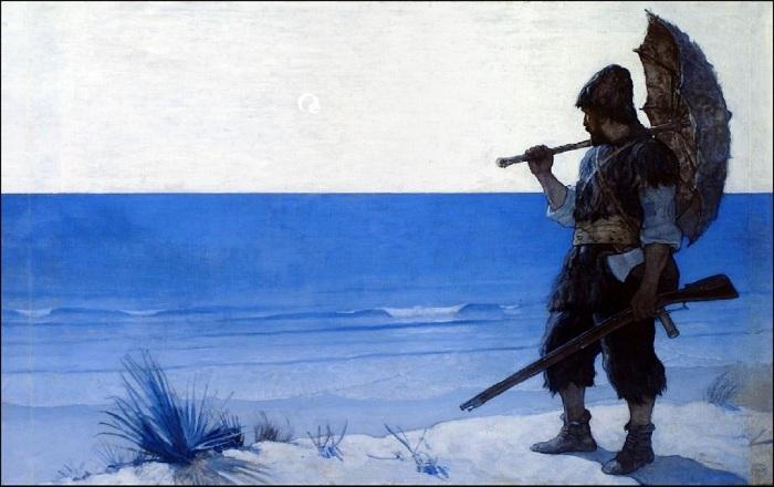 «Русский Робинзон»: история выживания на холодных берегах
